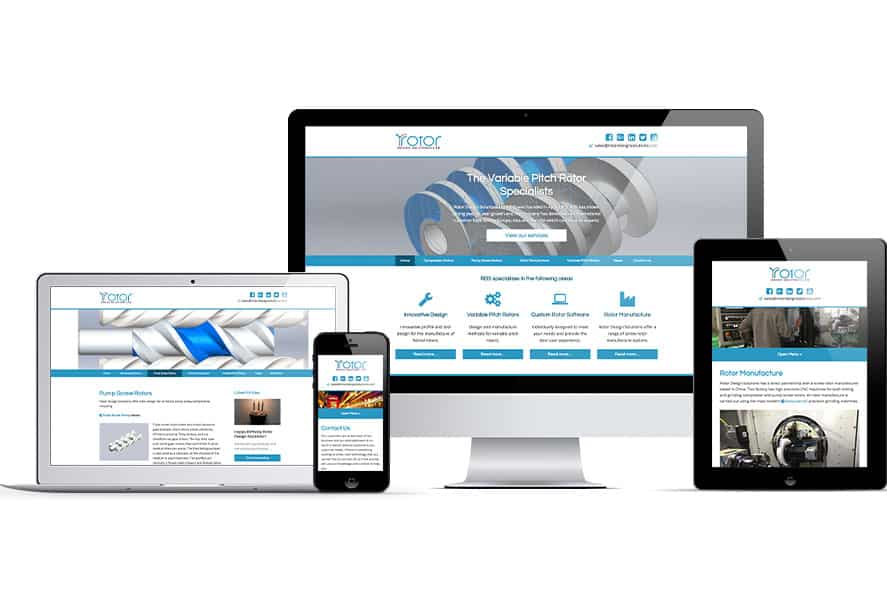 Rotor Design Solutions Ltd devices